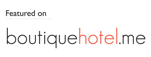 Featured on Boutiquehotel.me