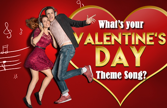 What's Your Valentine's Day Theme Song? | BrainFall.com
