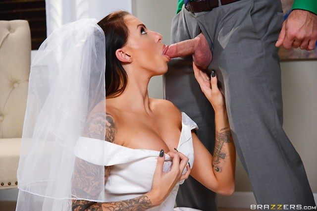 Juelz Ventura - Big Butts Like It Big - Brazzers - Buttfuck The Bride