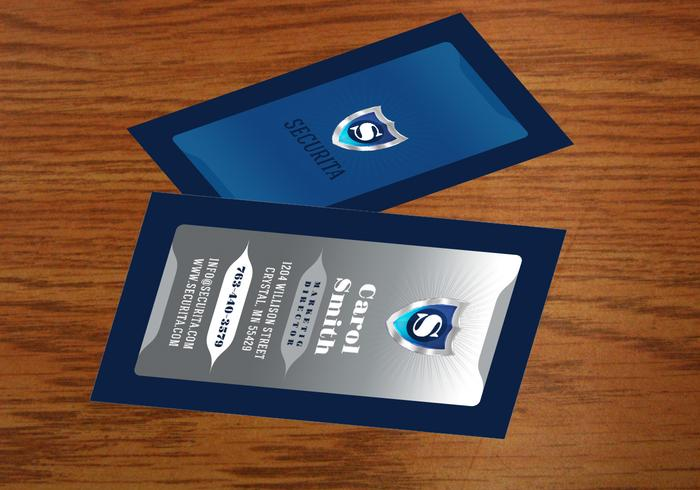 Silver and Navy Business Card Template PSD Pack   Free Photoshop     Silver and Navy Business Card Template PSD Pack