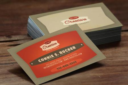 Free business card templates business card template photoshop that way all related business documents have the same look and feel reheart Images