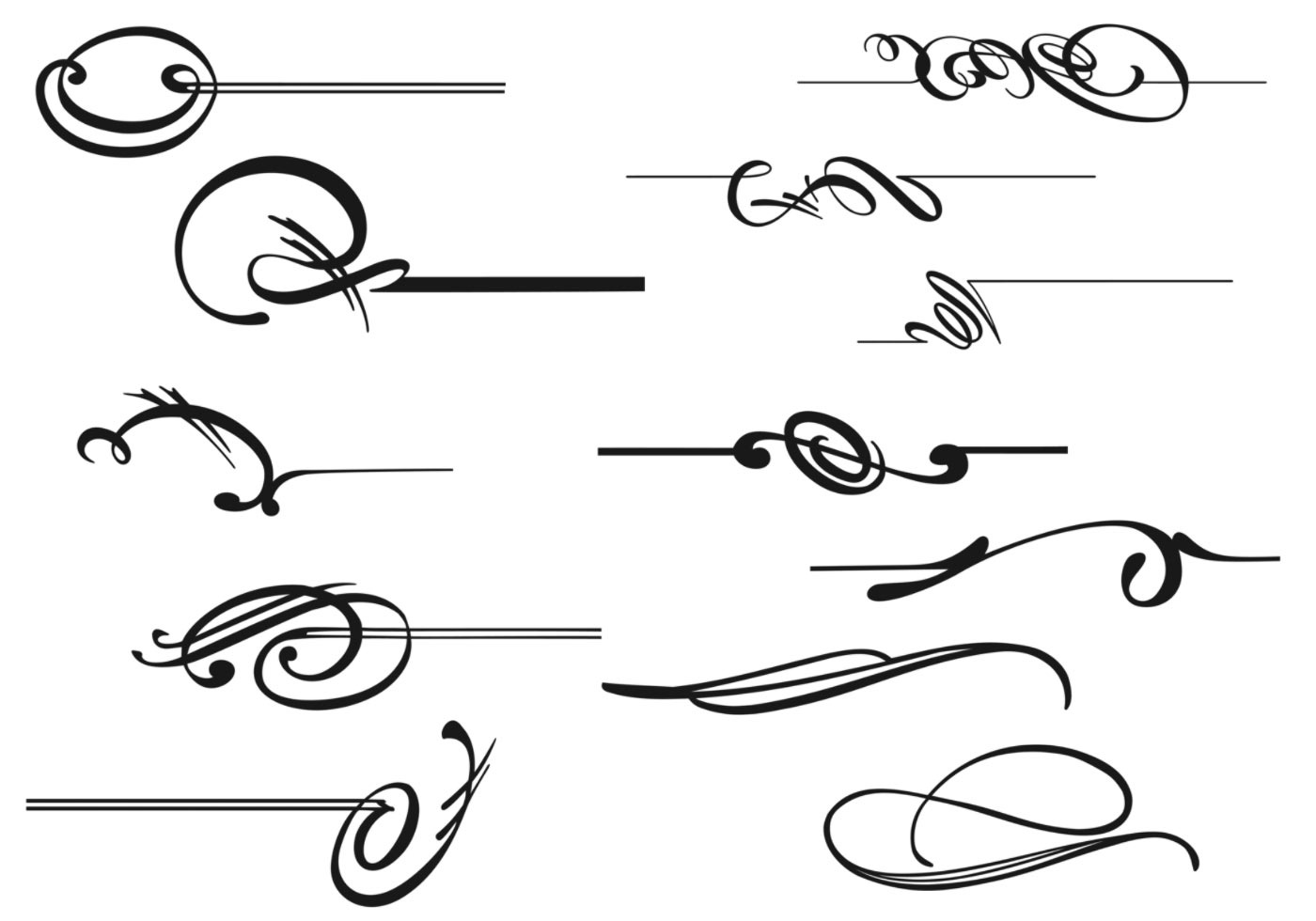 Calligraphy Brushes Pack
