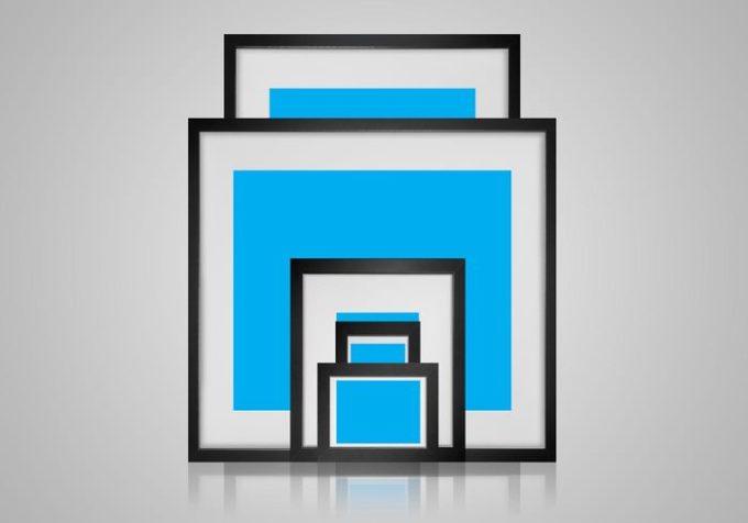 Psd Poster Frame Mockup Vol 10 | Viewframes co