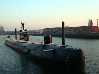 Russian Submarine from Flickr: http://bit.ly/8VK0oz