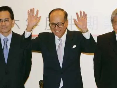 Li Ka-shing quit school at 15 to work in a plastics factory and is now the world's richest East Asian