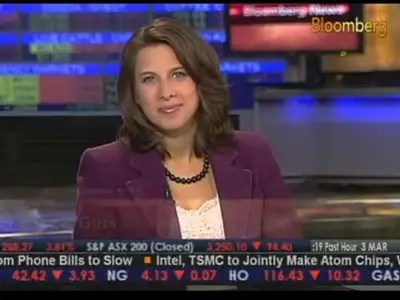 Meet The Women Of Bloomberg TV | Business Insider