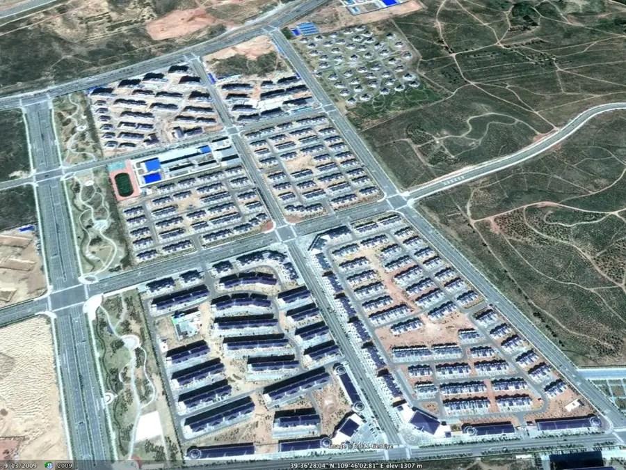 CHINA Y SUS MACRO CIUDADES DESIERTAS ALTERNATIV