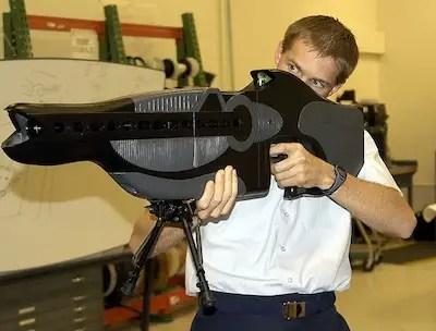 #10 PHASR Rifle