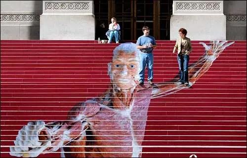 Body Worlds at the Franklin Institute Philadelphia