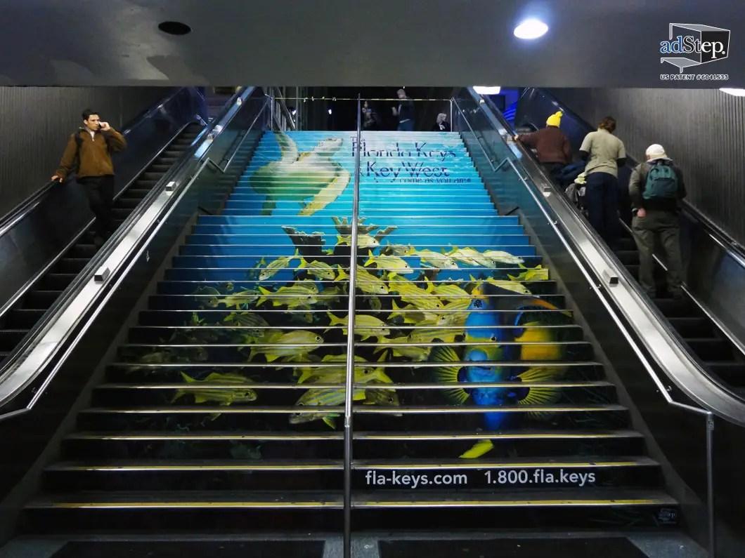 Florida Keys, Also In Penn Station