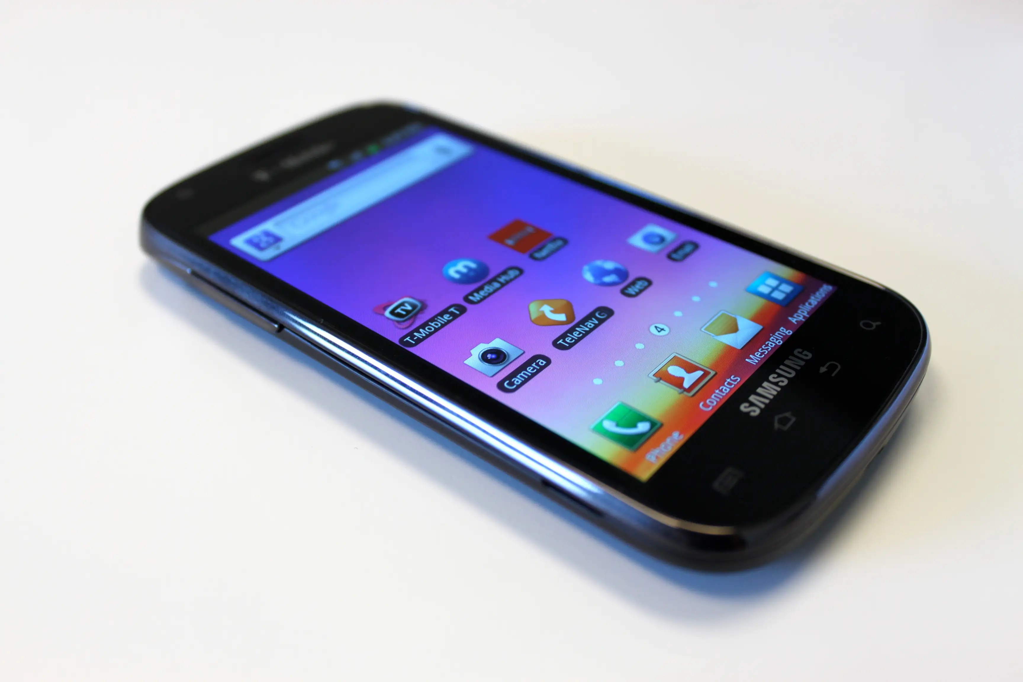Samsung Galaxy S Blaze 4G A Solid Phone For Android