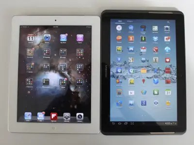 Apple Vs  Samsung  Everything You Need To Know About The Patent     Fight galaxy tab v ipad  AAPL Apple