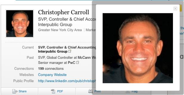 الرقم 25 Christopher Carroll