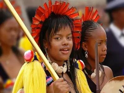 #2: Swaziland -0.6%