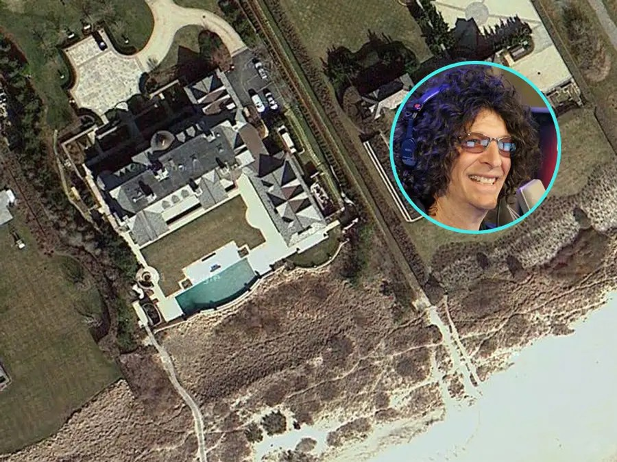STAR MAP Meet The Fabulously Rich And Famous Residents Of