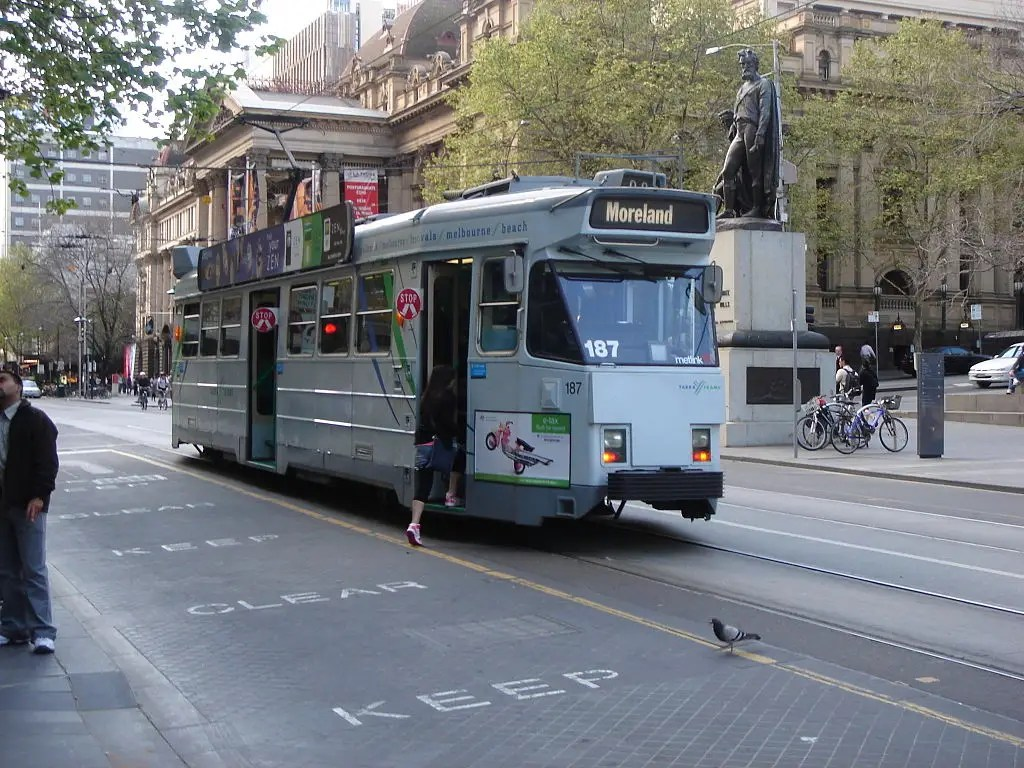 Image result for Melbourne trams best in the world