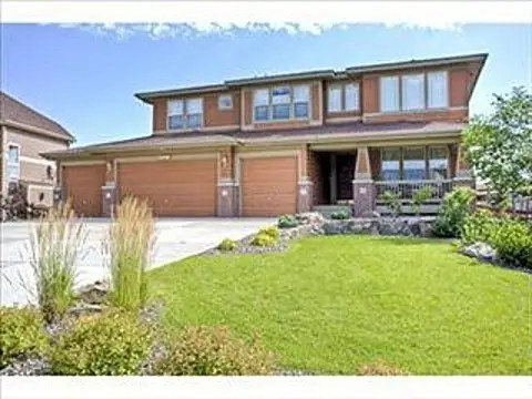 PARKER, CO: $475,000 will get you a six-bedroom, 3,010-square-foot home with a two-story entry, formal living and dining rooms, and entertainment area.