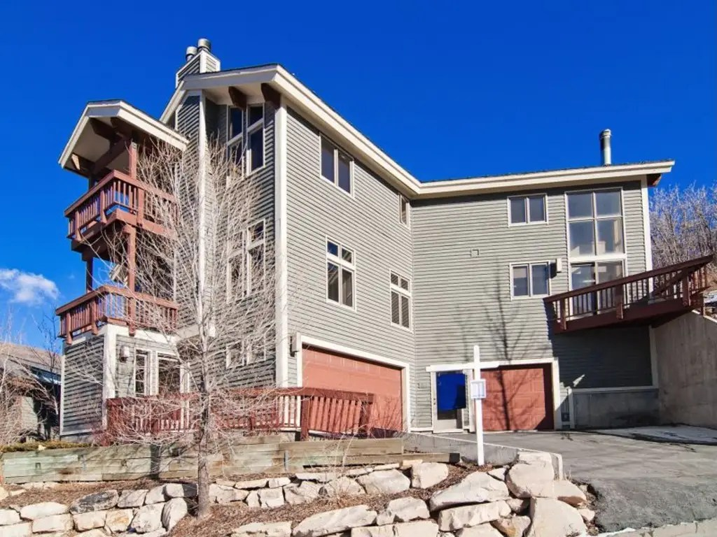 Park City, Utah: $1.1 million will get you a 2,000-square-foot residence, plus a second home divided into two rental units that earn about $45,000 each year.