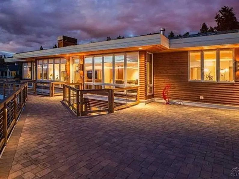Bend, Ore.: $1.1 million buys a 3,698-square-foot home on a .93 acre lot with radiant floor heating and mountain views.