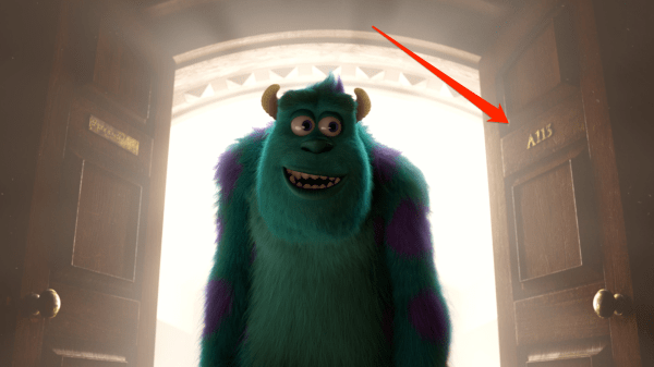 Here Are All The Easter Eggs In 'Monsters University ...
