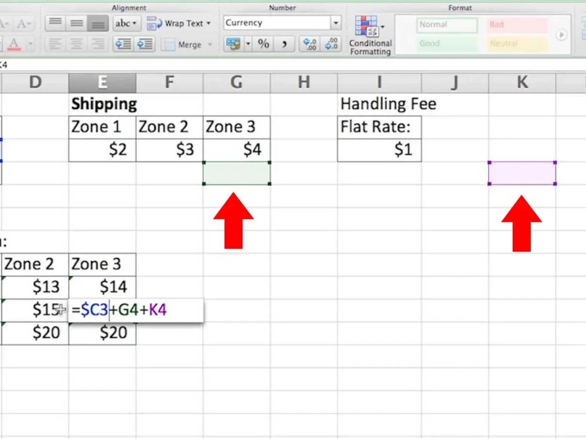 Keep Your Formulas From Shifting In Excel