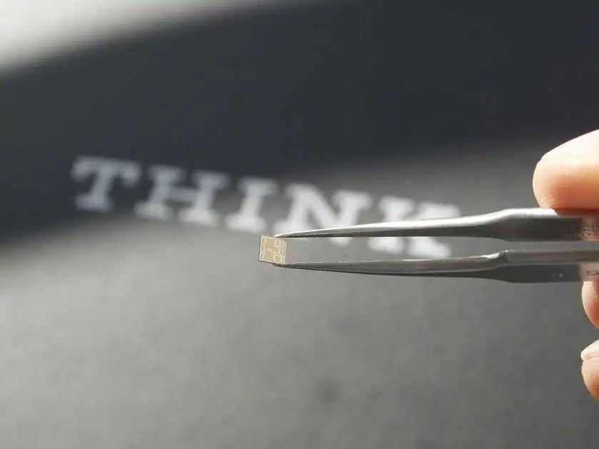IBM chip faster Internet
