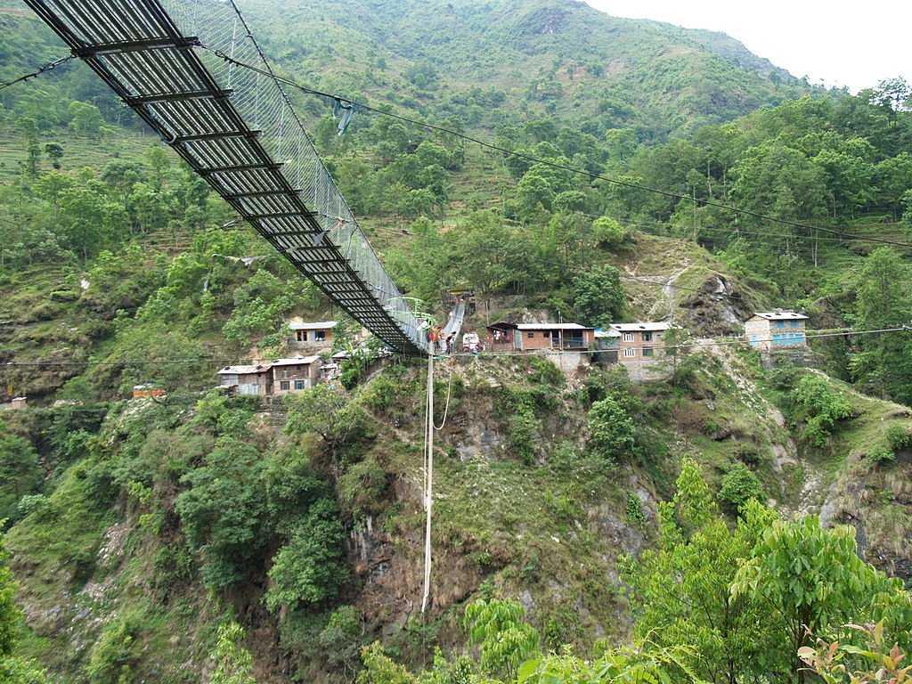 Nepal bungy