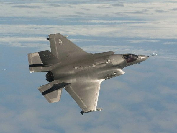 BOEING: Here's Why The F-35 Australia Is Buying Is Flawed ...