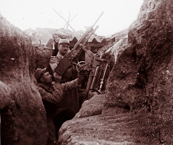 New Photos Show What Trench Warfare Really Looked Like ...