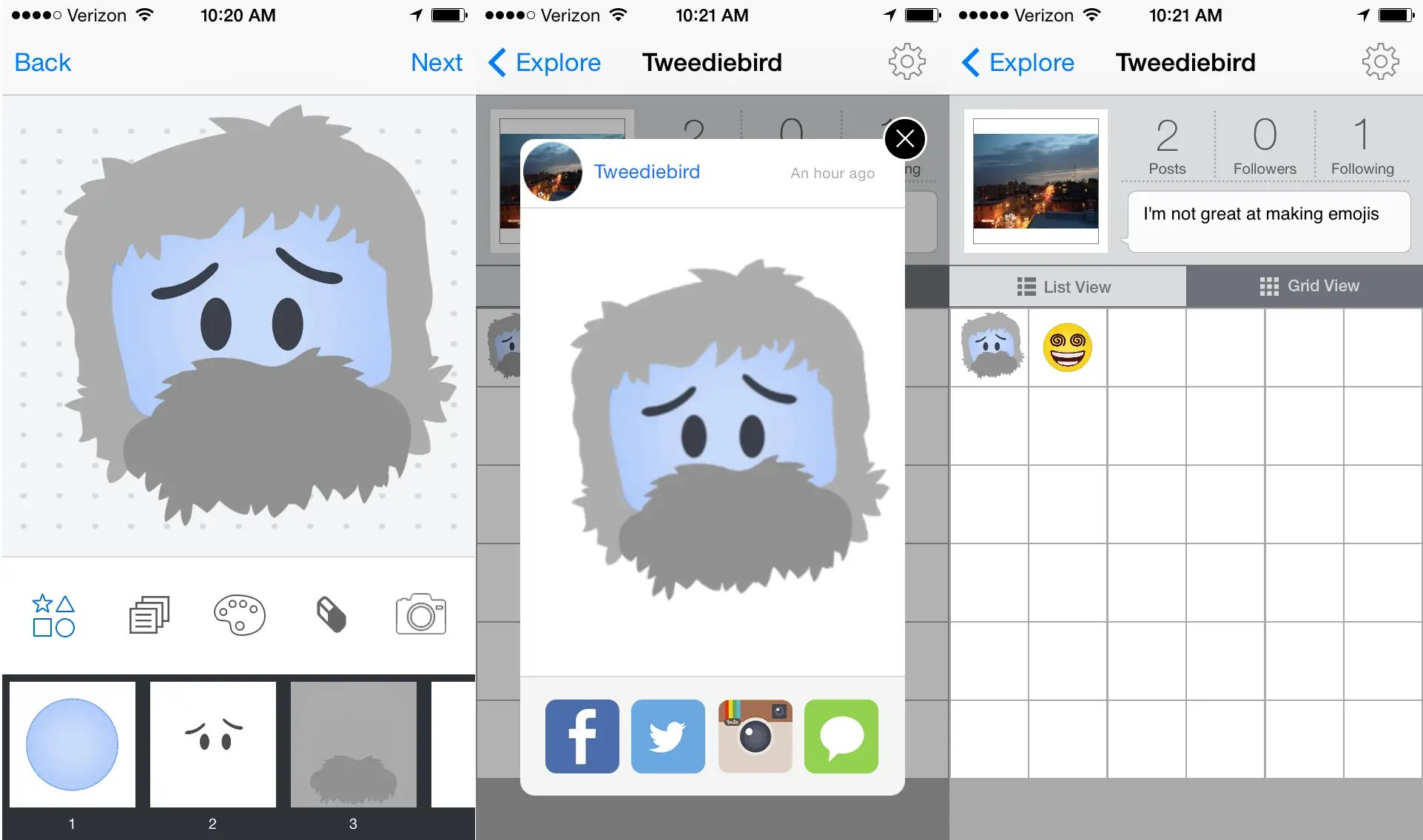Create And Customise Your Own Emojis With Makemoji For