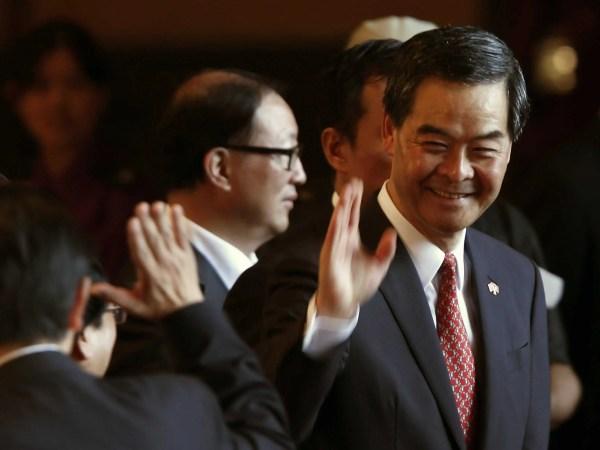 Hong Kong's Boss, CY Leung, Linked To $7 Million Payout ...