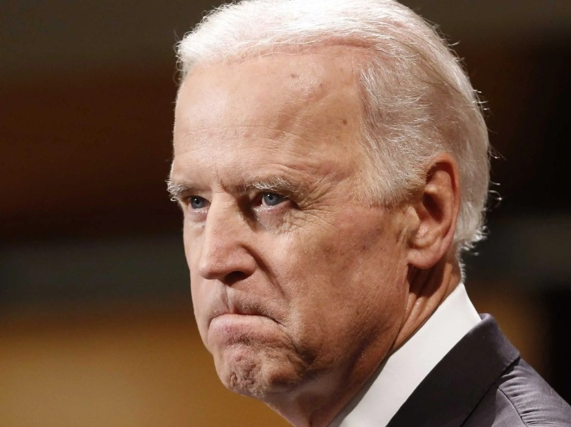 Image result for joe biden annoyed
