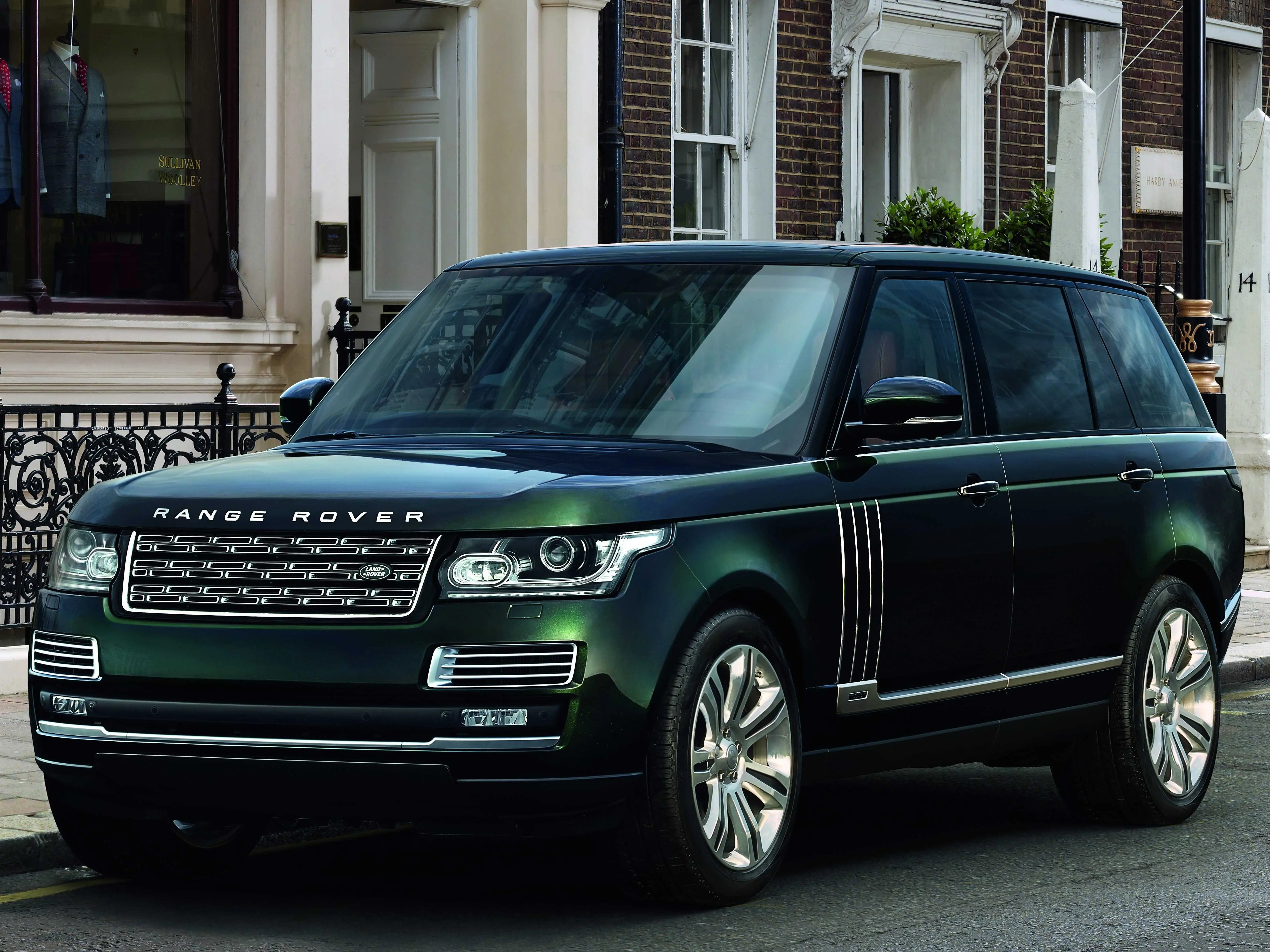 The Most Expensive Range Rover All Time Is An Homage To A