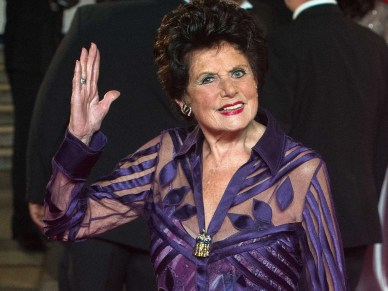 Image result for eunice gayson at 86