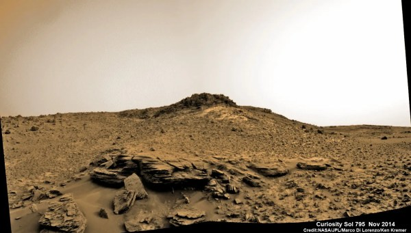 Scientists have a plan to make breathable oxygen on Mars ...