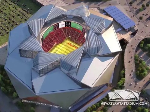Falcons Stadium