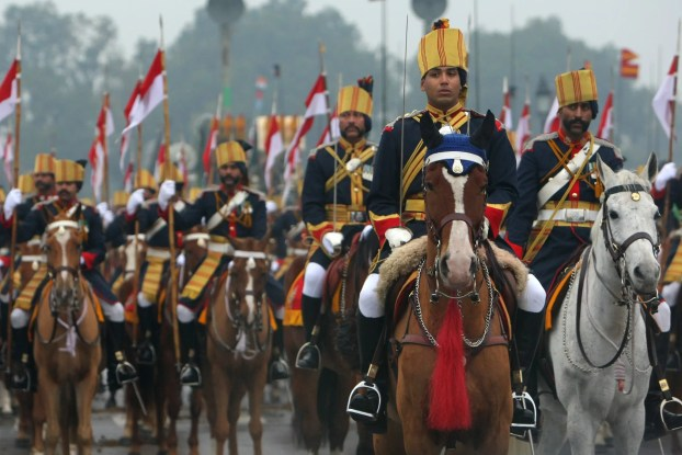 13 lesser known facts about Indian Armed Forces that you might not know - 61st Cavalry Regiment