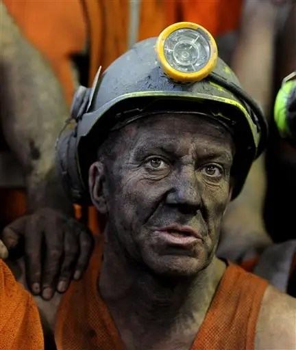 Image result for men in coal mines