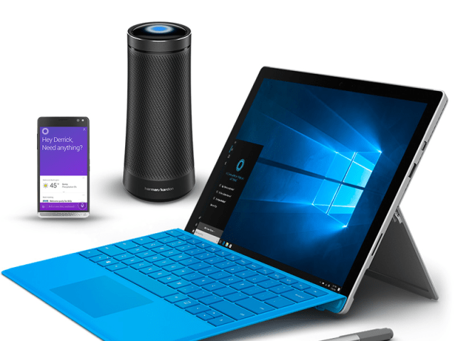 Microsoft is gearing up for an assault on the Amazon Echo