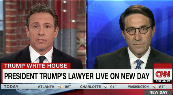 Trump lawyer defends his use of social media