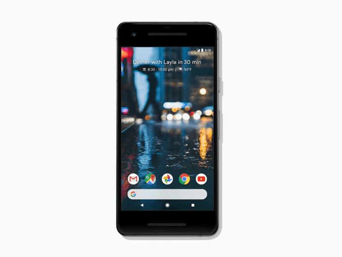 8. Google Pixel 2