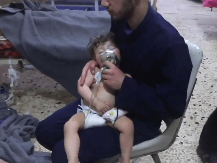syria chemical attack Douma
