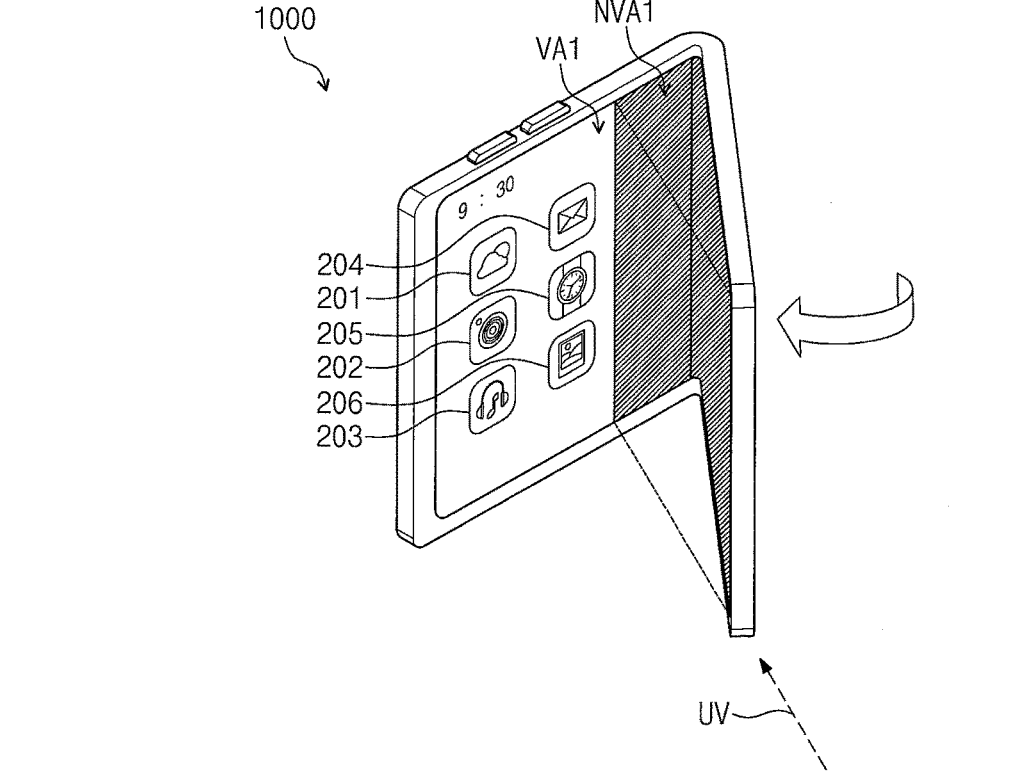 A Recent Patent Shows How Samsung S Long Awaited Galaxy X