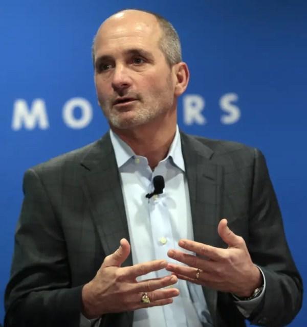 GM CFO Chuck Stevens to retire - Business Insider