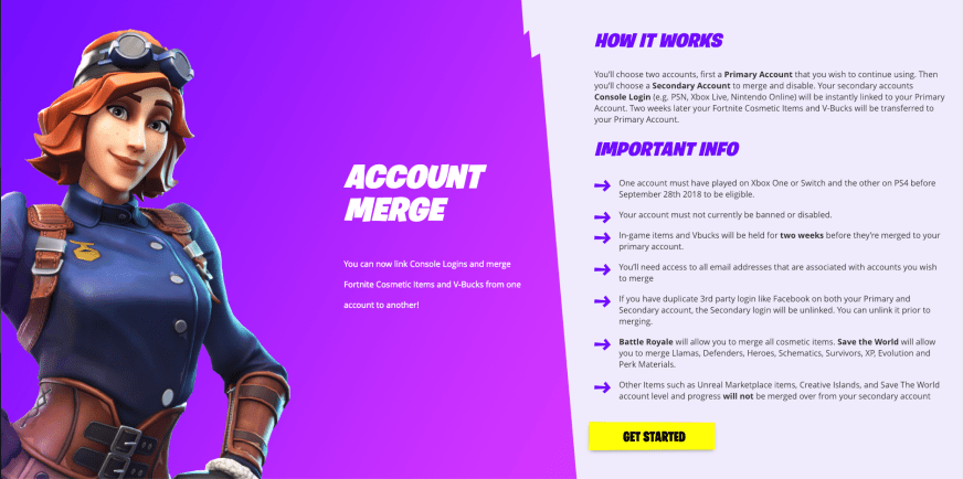 'Fortnite' has finally released a tool for merging ...