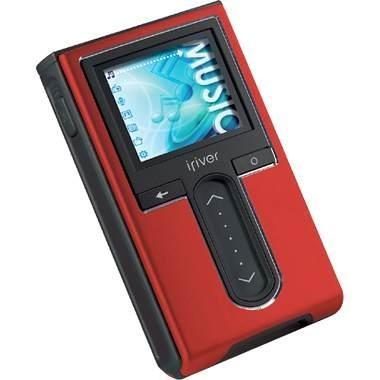 BuyDig.com - iRiver H10 - Trance Red Digital Media Player