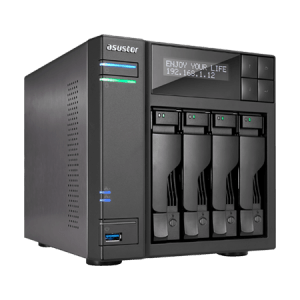 AS6404T 300x300 - Winter sales 2021 - Weekend tips (NAS, SSD, hard drive ...)
