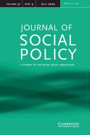 Jurnal ilmu sosial - Journal of Social Policy