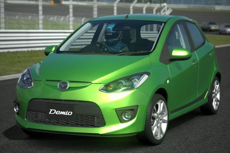Best cars to buy in Kenya: Mazda Demio