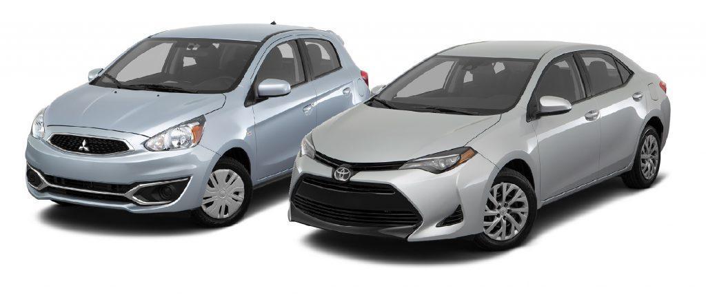 Choosing between Yaris Vs Corolla